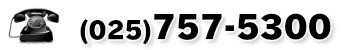 TEL:025-757-5300
