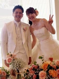中村さん-婚礼